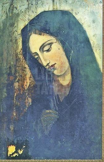 Icoana-Maicii-Domnului-Biserica-Doamnei-Bucureşti