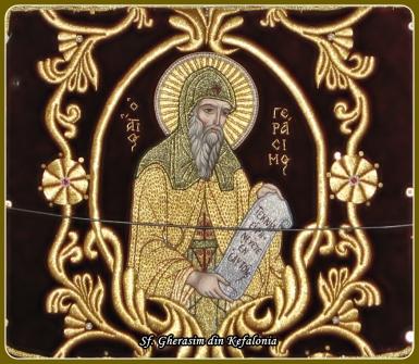 Sf. Gherasim din Kefalonia 388