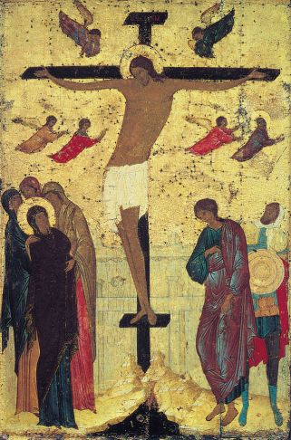 crucifixion_of_jesus_russian_icon_by_dionisius_1500