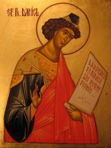 Sf Pr Daniel - icoana - 8pe1