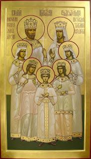 familia imperiala romanov