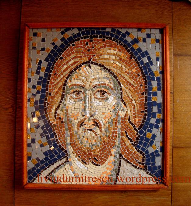 mozaic-iisus-hristos