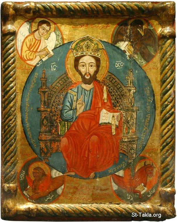 St-Takla-org___Jesus-Coptic-icon-Bibalex