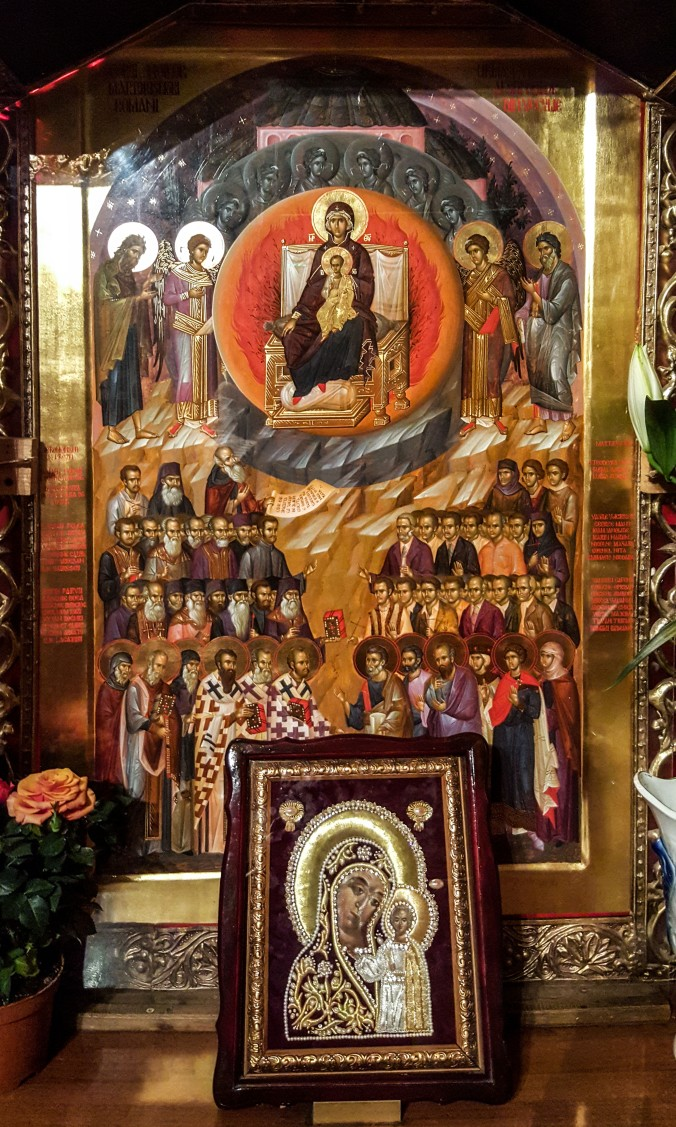 Icoana-Sfintilor-Marturisitori.Români.din-temniţe.Vatopedi