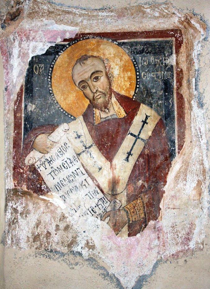† Sfântul Ioan Gură de Aur