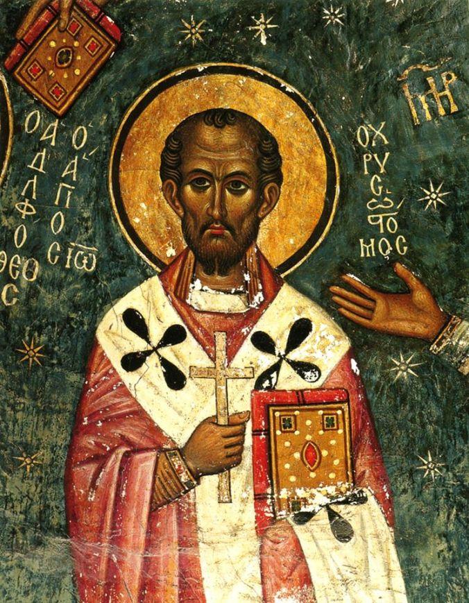 † Sfântul Ioan Gură de Aur1